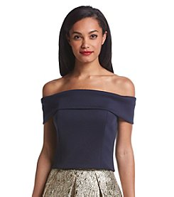 Eliza J® Off The Shoulder Social Top