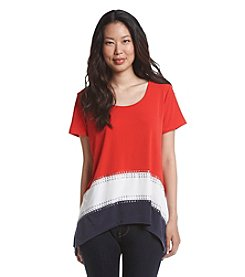 Oneworld® Americana Sharkbite Top