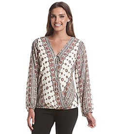 AGB® Printed Wrap Front Top
