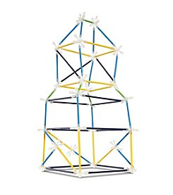 Discovery Kids® 92-pc. Toy Construction Fort Bamboo