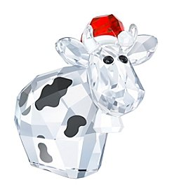 Swarovski® Santa Country Mo Ornament