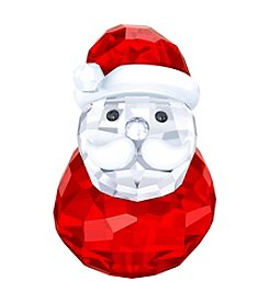 Swarovski® Rocking Santa Ornament