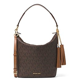 MICHAEL Michael Kors® Elana Signature Large Convertible Shoulder Bag