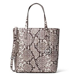 MICHAEL Michael Kors® Hayley Medium Top Zip North South Tote