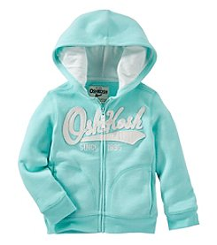 OshKosh B'Gosh® Girls' 2T-6X Fleece Hoodie