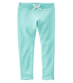 OshKosh B'Gosh® Girls' 2T-6X Fleece Pants