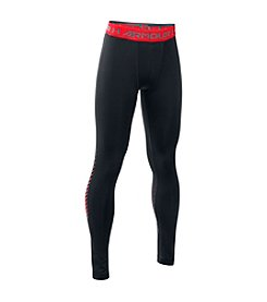 Under Armour® Boys' 8-20 Comp Up Leggings