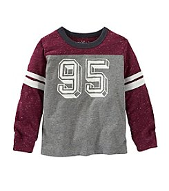 OshKosh B'Gosh® Boys' 2T-7 Long Sleeve 95 Tee