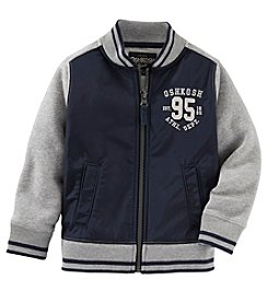 OshKosh B'Gosh® Boys' 2T-7 Track Jacket
