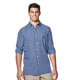 Chaps® Men's Long Sleeve Twill Easy-Care Button Down Shirt