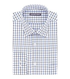 Geoffrey Beene® Men's Mulit Grid Long Sleeve Dress Shirt