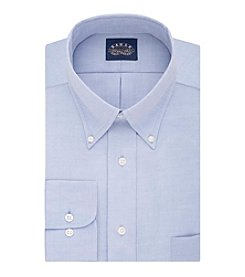 Eagle® Men's Solid Long Sleeve Dress Shirt