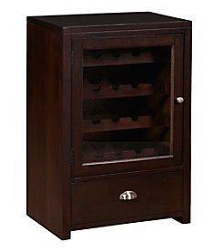 Pulaski Transitional Wine Cabinet