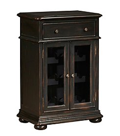 Pulaski Double Door Wine Cabinet