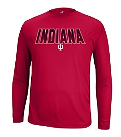 NCAA® Indiana Men's Callout Long Sleeve Tee