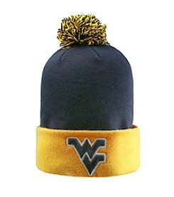 NCAA® West Virginia Men's Towcuff Pom Hat