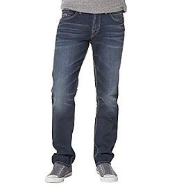 Silver Jeans Co. Men's Eddie Relaxed Straight Jeans