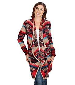 Lucky Brand® Boho Drape Sweater