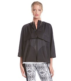 Karen Kane® Active Hooded Jacket