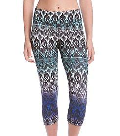 Karen Kane® Geo Print Active Pants
