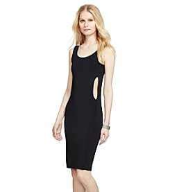 Lauren Jeans Co.® Cutout Sheath Dress