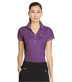 Lauren Jeans Co.® Mesh Polo Shirt