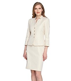 Tahari ASL® Skirt And Jacket Set