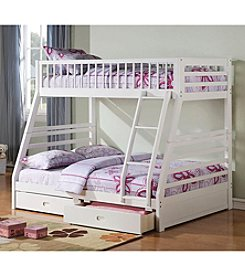 Acme Jason Twin/Full Bunk Bed