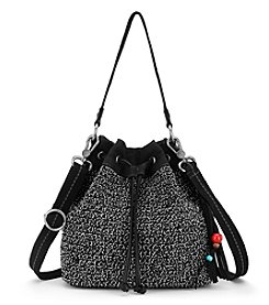 The Sak® Ukiah Crochet Small Drawstring Handbag