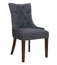 Pulaski Darkwash Denim Dining Chair