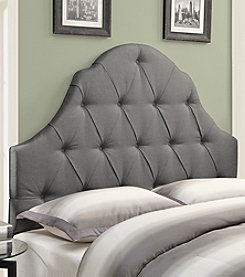 Pulaski Elegant Upholstered Headboard
