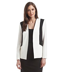 Nine West® Colorblock Blazer Jacket