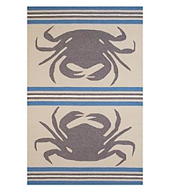 United Weavers Panama Jack Signature Crab Shack Scatter Rug