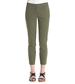XOXO® Natalie Tailored Trouser Ankle Pants