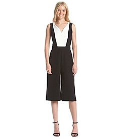 XOXO® Color Block Culotte Jumpsuit