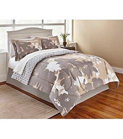 LivingQuarters Nora 4-pc. Comforter Set