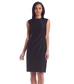 Kasper® Printed Dress