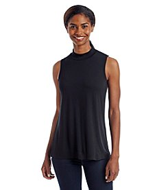 Cable & Gauge® Turtle Neck Tank