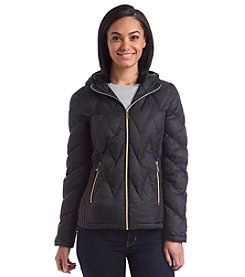 MICHAEL Michael Kors® Hooded Packable Down Jacket