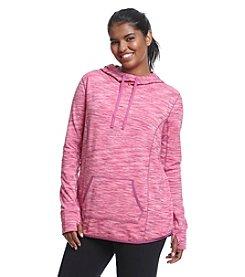 Exertek® Plus Size Paneled Pullover Hoodie