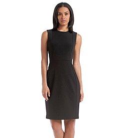 Calvin Klein Scuba Crepe Dress