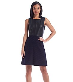 Tommy Hilfiger® Knit Fit And Flare Dress