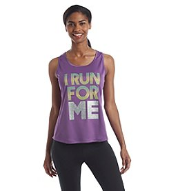 Exertek® I Run For Me Tank