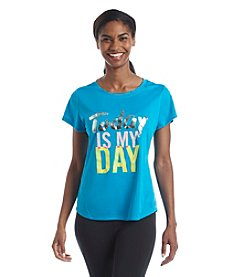 Exertek® Today Is My Day Tee