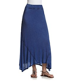 G.H. Bass & Co. Sharkbite Maxi Skirt