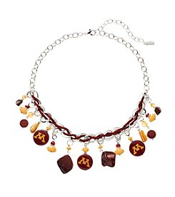 accessory PLAYS™ NCAA University Of Minnesota Shaky Collar Necklace