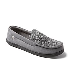 Isotoner Signature® Men's Knit Moccasin