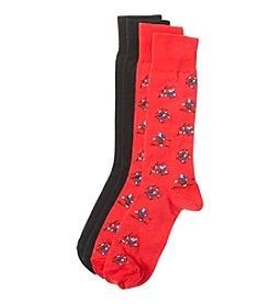 Polo Ralph Lauren® Men's Tumbling Skier Dress Socks