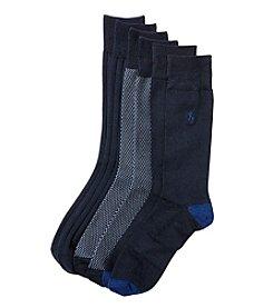 Polo Ralph Lauren® Men's Birdseye Dress Socks