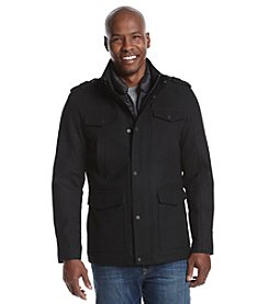 GUESS Men's 4 Pocket Coat